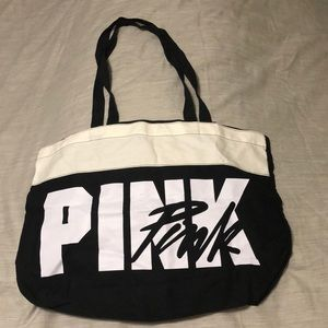 Victoria secret reusable bag